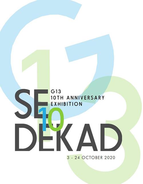G13 10th Anniversary Exhibition