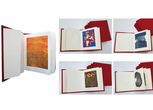 Wabak, Go Block Artist Book